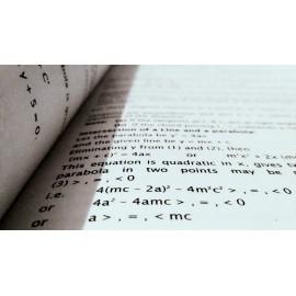 Mathematics/Technical Drawing